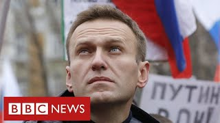 Doctors in russia say they're doing all they can to save the life of alexei navalny, most prominent critic president putin's government. he collapsed ...