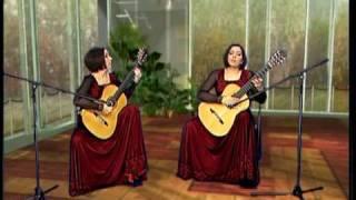Duo Stoyanova plays Isaac Albeniz- Mallorca Barcarolla op.202