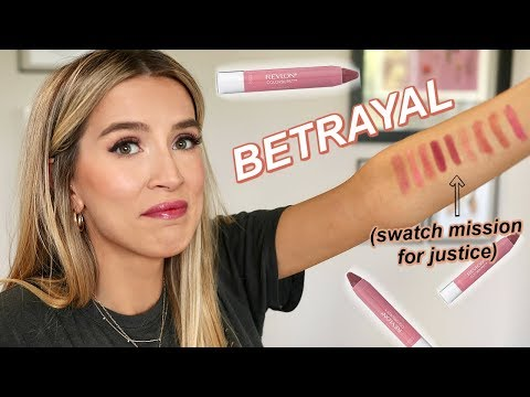 TRYING TO REPLACE THE LIPSTICK I'VE LOVED FOR 7 YEARS thumbnail