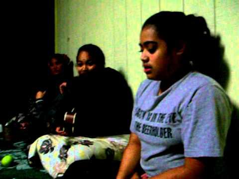 ULU FALE sang by tonga hou girls