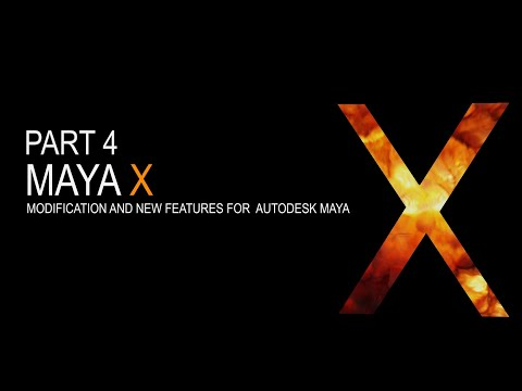 Maya X - Part4 Bake and simulate with one click