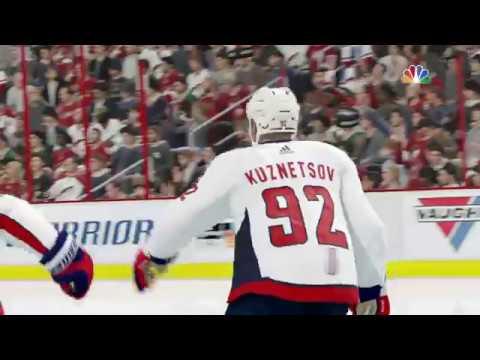 NHL® 18 Washington Capitals vs Arizona Coyotes
