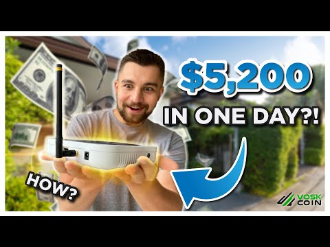 I Made $5,200 In ONE DAY