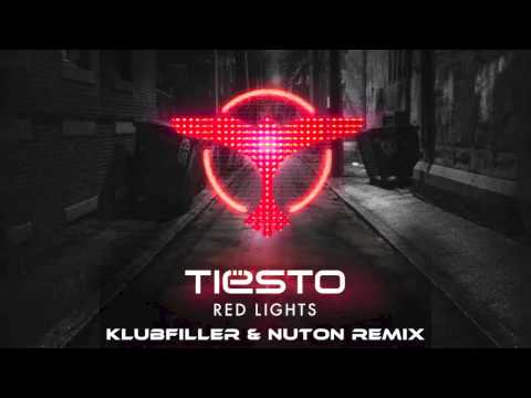Tiesto - Redlights Klubfiller & Nuton remix