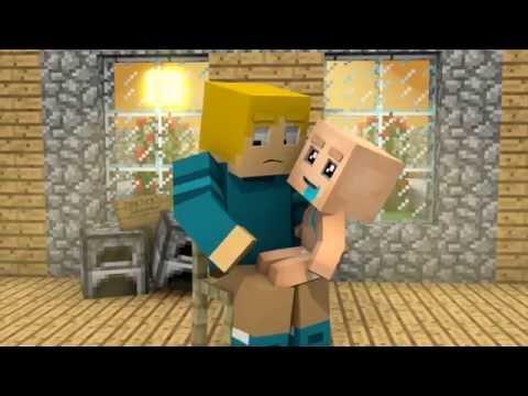 Charlie Bit Me (Minecraft Animation)