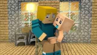 charlie bit me minecraft animation