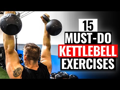15 MUST-DO Kettlebell Exercises | Strong from Head to Toe thumbnail