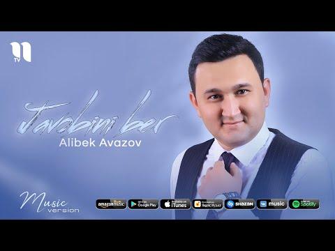 Alibek Avazov - Javobini Ber