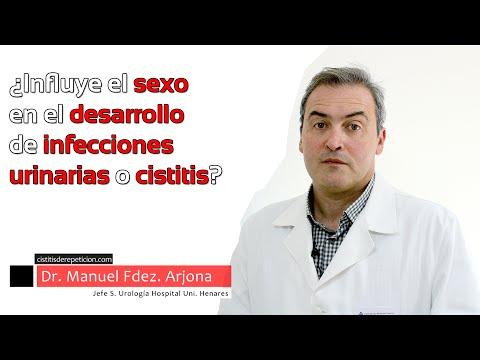 infección de orina se contagia con relaciones sexuales