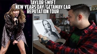 TAYLOR SWIFT REPUTATION TOUR REACTION - New Years Day/Getaway Car
