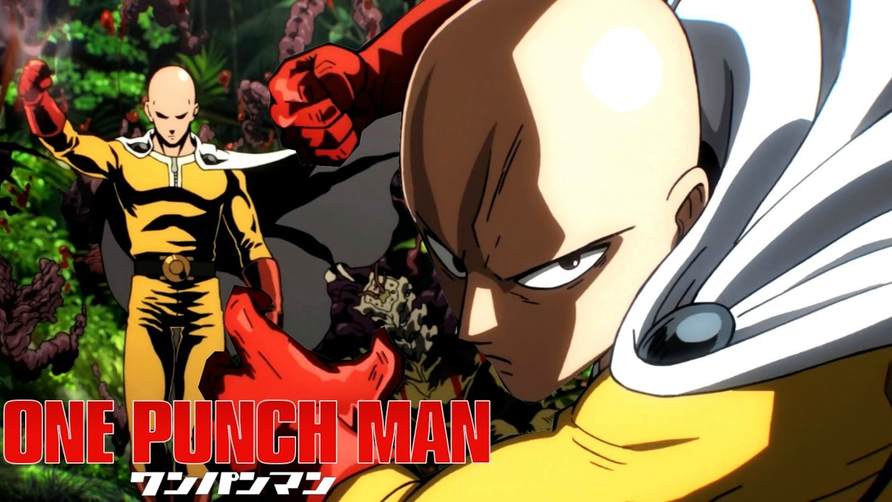 One Punch Man Amv Saitama Theme - YouTube