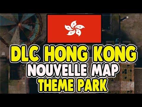 DLC HONG KONG : THEME PARK (NOUVELLE MAP) - RAINBOW SIX SIEGE