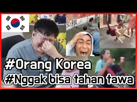 Orang Korea Reaksi Video Lucu Bikin Ngakak - Meme Pesona Indonesia