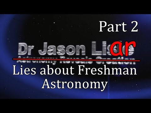 Download Youtube: Dr. Liar, Part 2: Lisle Lies about Freshman Astronomy