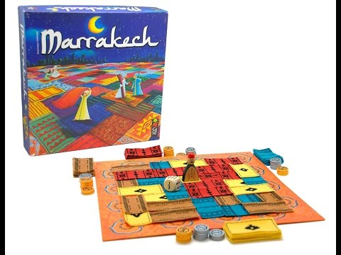 Marrakech Unboxing