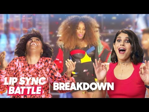Brooklyn Decker vs. Andy Roddick | Lip Sync Battle Breakdown