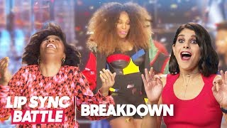 Brooklyn Decker vs. Andy Roddick   Lip Sync Battle Breakdown