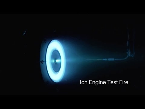 NASA Jet Propulsion Laboratory - Ion Propulsion Advance Tech