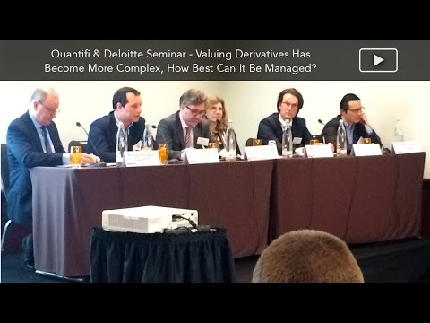 Quantifi & Deloitte Part 2 - Valuing Derivatives