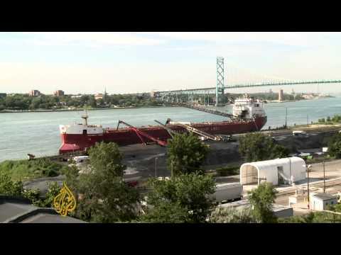 Canada oil coke stirs trouble in US