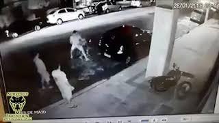 Defender Gives Mugger an Educational Beat Down | Active Self Protection thumbnail