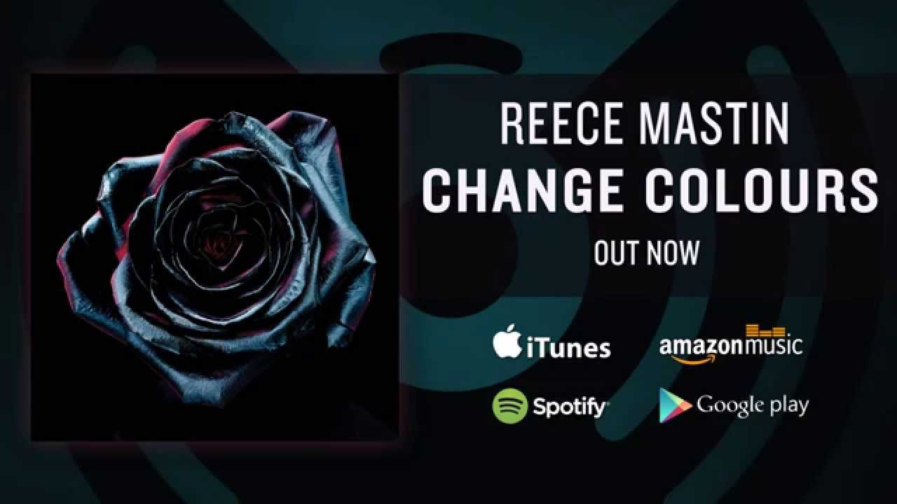 Reece Mastin - Change Colours (Album Trailer)