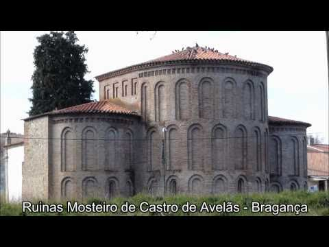 Mosteiro de Castro de Avelãs - Ruínas