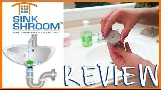 sinkshroom tubshroom review