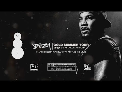 Jeezy Payroll Giovanni Tee Grizzley and more (Cold Summer Vlog Detroit)