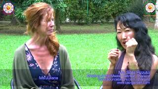 Mantak Chia, Charles Muir Meeting of the Masters with Solla Pizzuto Part 17