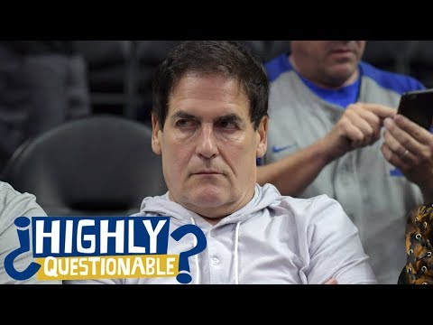 Controversy swirling around Dallas Mavericks | Highly Questionable | ESPN