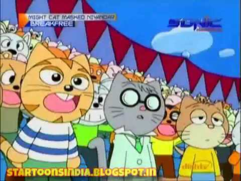 Mighty Cat Masked Niyandar HINDI Eps  7