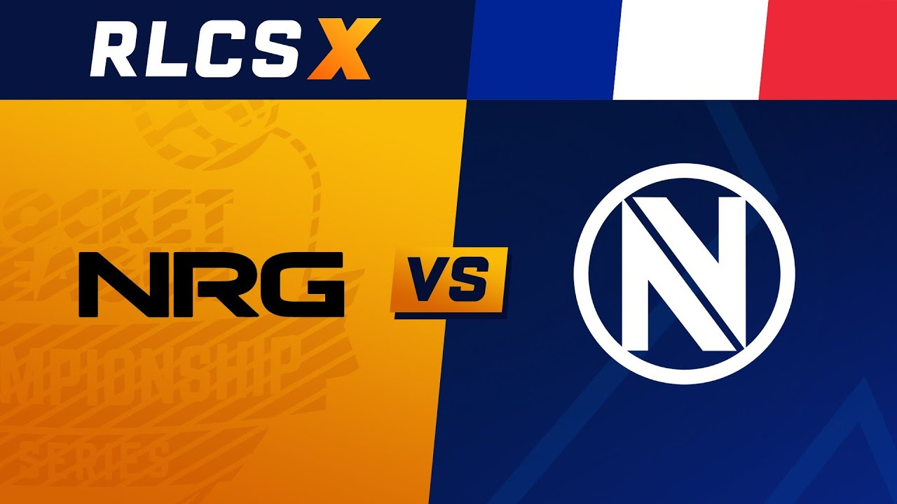 NRG vs Envy - Finale WB - NA Major - RLCS X Winter Split