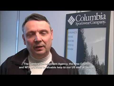 Why Lille Region? Vincent LIAGRE, Heads of distribution Europe Columbia Sportswear