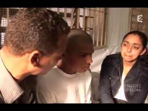brésil, prisons pour gosses