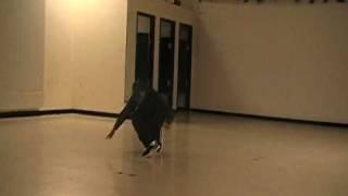 Jamie Foxx slow video dancing  version