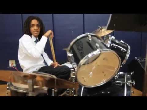 Donovan - Cucamonga Middle School Jazz Band 2015