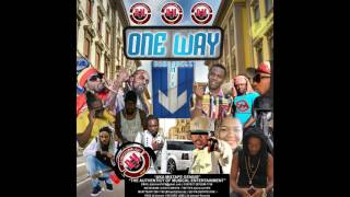 DJ DOTCOM ONE WAY DANCEHALL MIX JULY   2016   EXPLICIT VERSION