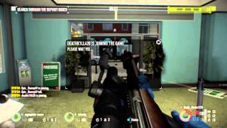 PAYDAY 2 Quick Scoping