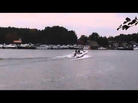 TEXAS open 545 Sportboot