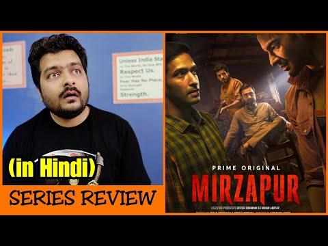 Mirzapur - Web Series Review | Season 1 | All Episodes Review