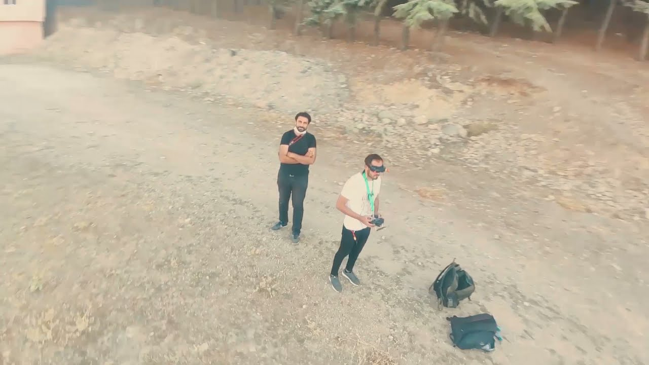 İlk HD FPV Uçuş Videosu фото