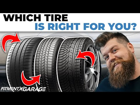 How To Choose The Right Tire Type | Tire Guide