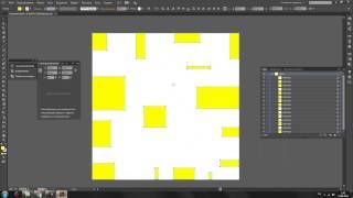 Обрезка объектов за пределами артборда в Illustrator. Trimming outside Artboard in Adobe Illustrator