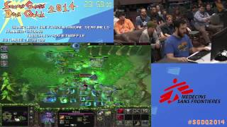 Summer Games Done Quick 2014 - Part 95 - Warcraft 3: The Frozen Throne