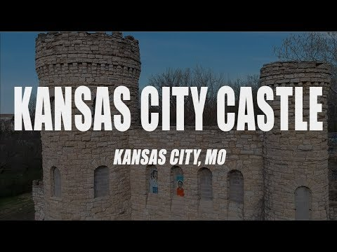 Clint Girlie - Did You Know There's A Creepy Abandoned Medieval Castle in Kansas City?