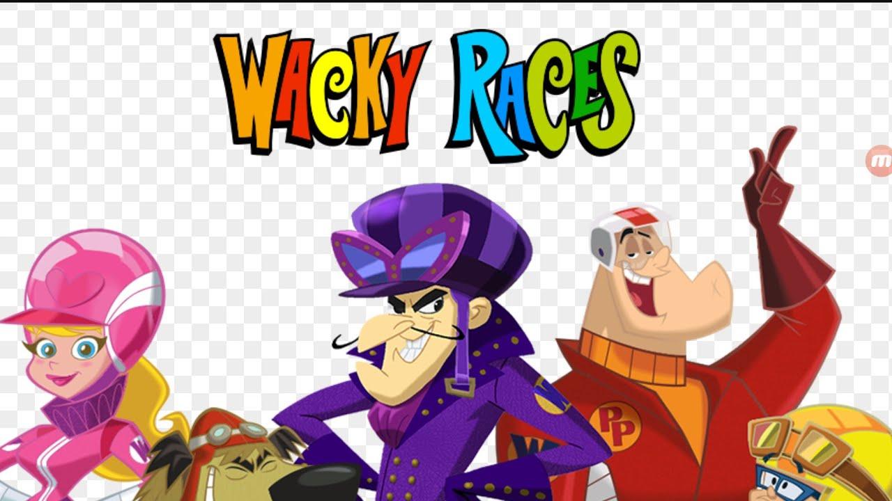 Whacky Races