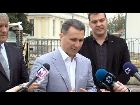Груевски: НАТО да ја покани Македонија