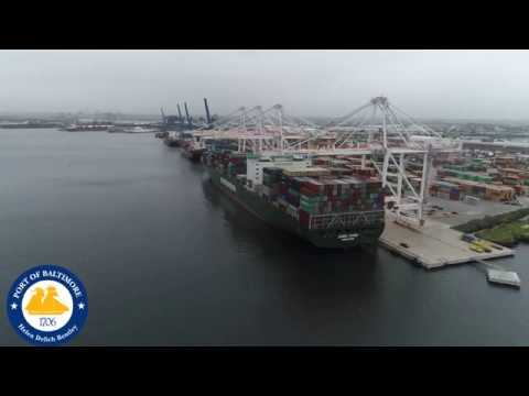 Port of Baltimore - Seagirt Marine Terminal