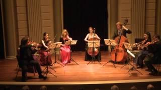 Bruch: Octet for strings - I. Allegro Moderato